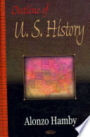 Outline of U S  History Book PDF
