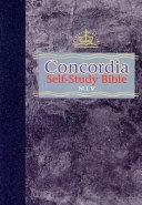Concordia Self Study Bible