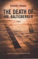 The Death of Mr. Baltisberger