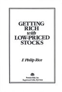 Getting Rich with Low priced Stocks