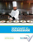 ServSafe CourseBook with Online Exam Voucher 6th Edition Revised