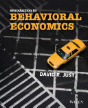 Cover of Introduction to Behavioral Economics