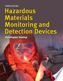 Hazardous Materials Monitoring and Detection Devices Book