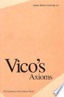 Vico's Axioms