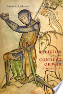 Religion and the Conduct of War, C. 300-1215