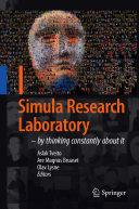 Simula Research Laboratory Book