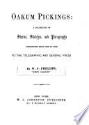 Oakum Pickings