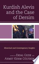 Kurdish Alevis and the Case of Dersim