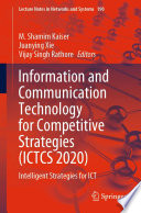 Information and Communication Technology for Competitive Strategies  ICTCS 2020  Book