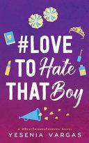 Lovetohatethatboy