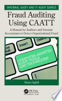 Fraud Auditing Using CAATT