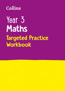 Year 3 Maths Targeted Practice Workbook  Ideal for Use at Home  Collins KS2 Practice