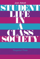 Student Life in a Class Society