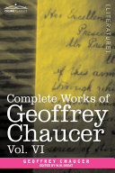 Pdf Complete Works of Geoffrey Chaucer