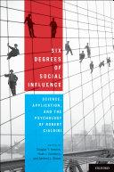 Six Degrees of Social Influence Pdf/ePub eBook