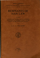 remnants of han law