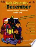 Daily Discoveries for DECEMBER  ENHANCED eBook