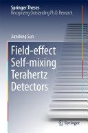 Field effect Self mixing Terahertz Detectors