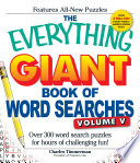 The Everything Giant Book of Word Searches, Volume V