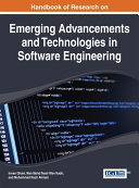 Pdf Handbook of Research on Emerging Advancements and Technologies in Software Engineering Telecharger