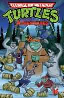 Teenage Mutant Ninja Turtles Adventures  Vol  16