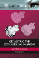 Geometric and Engineering Drawing Book