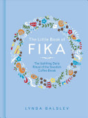 The Little Book of Fika Book