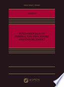 Fundamentals of Federal Tax Procedure and Enforcement Book