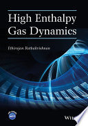 High Enthalpy Gas Dynamics Book PDF