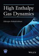 High Enthalpy Gas Dynamics ebook