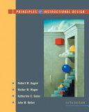 Principles of Instructional Design Book PDF