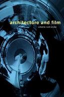 Architecture and Film ebook