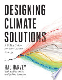 Designing Climate Solutions