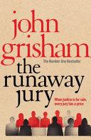 The Runaway Jury Book Cover