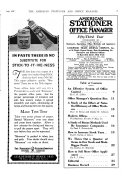 American Stationer and Office Manager