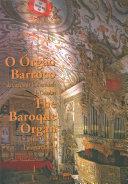 The Baroque Organ of the Coimbra University Chapel