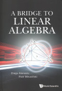 link to A bridge to linear algebra in the TCC library catalog