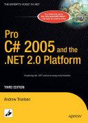 Pro C  2005 and the  NET 2 0 Platform