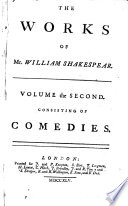 Comedies  The merchant of Venice  Love s labour s lost  As you like it  The taming of the shrew  All s well that end s well  Twelfth night  or  What you will  The winter s tale Book