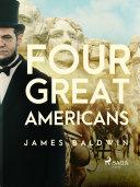 Four Great Americans Pdf/ePub eBook