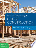 Construction Technology 1 House Construction Book PDF