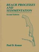 Beach Processes and Sedimentation