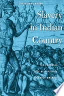 Slavery in Indian Country