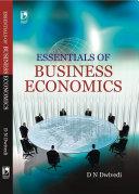 Essentials of Business Economics Pdf/ePub eBook