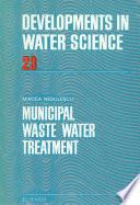 Municipal Waste Water Treatment Book