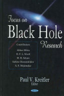 Focus on Black Hole Research ebook