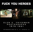 Fuck You Heroes Book