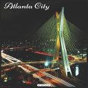Atlanta City 2021 Wall Calendar