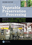 Handbook of Vegetable Preservation and Processing