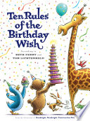 Ten Rules of the Birthday Wish Book PDF